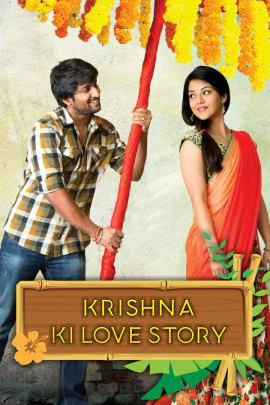 krishna ki love story sauth hindi movie download