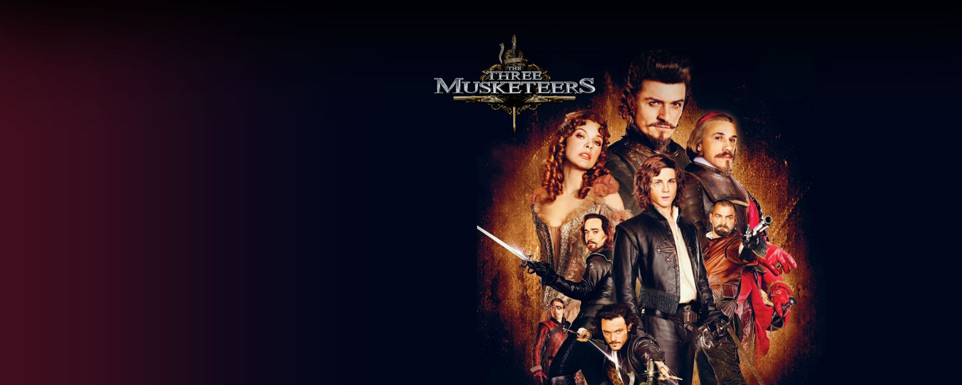 the three musketeers full movie online