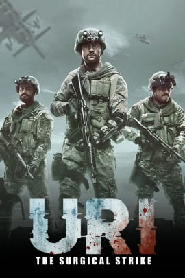 Watch Uri: The Surgical Strike Full movie in Online In Full