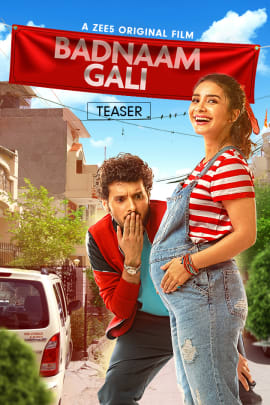 Badnaam Gali (2019) in Hindi ZEE5