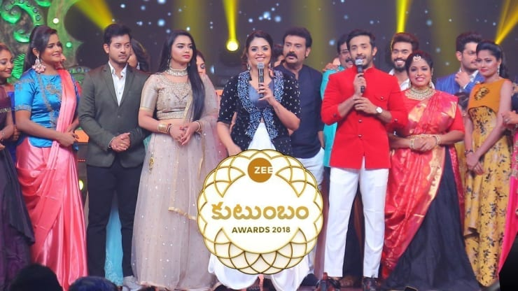 Watch Zee Kutumbam Awards 2018, TV Serial from , online only