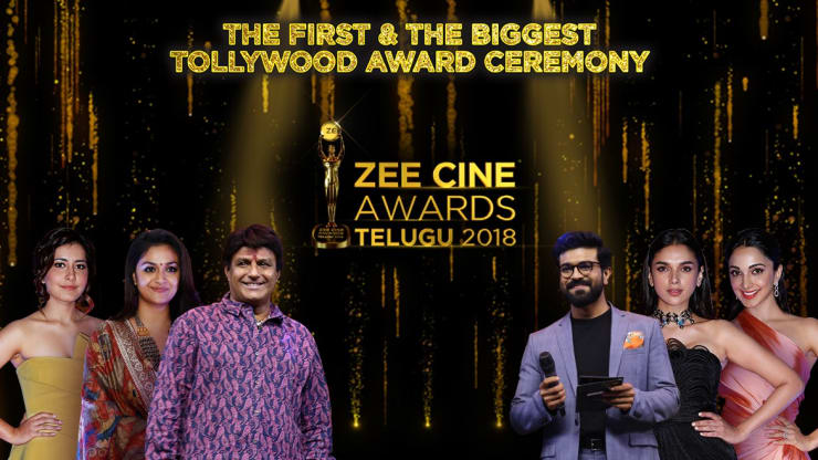 Watch Zee Cine Awards Telugu 2018, TV Serial from Zee Telugu