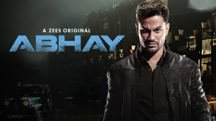Watch Abhay Season 1, a ZEE5 Original in full HD| ZEE5