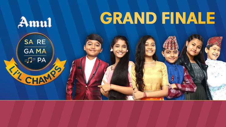 Watch Sa Re Ga Ma Pa Li'l Champs 2019, TV Serial from Zee TV