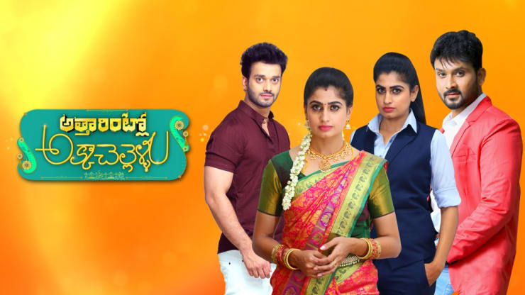 Watch Akka Chellellu, TV Serial fromZee Entertainment Enterprises