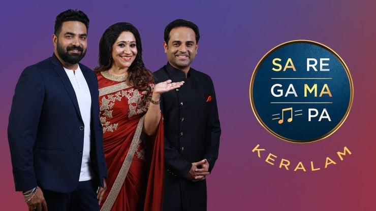 Watch Sa Re Ga Ma Pa Keralam, TV Serial from Zee