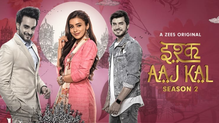 Ishq Aaj Kal S02 E01-08 WebRip 720p HEVC Hindi All