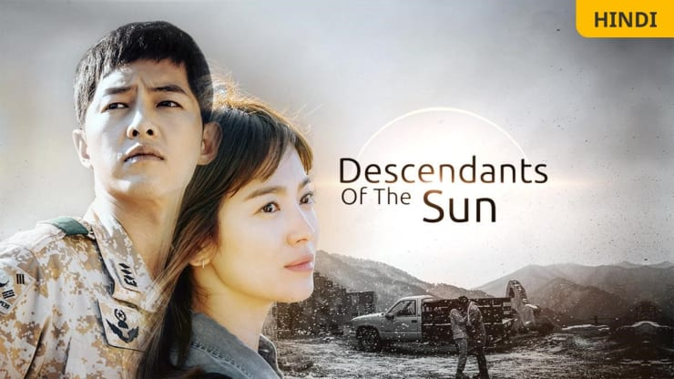 Image result for descendant of the sun