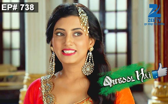 Watch Qubool Hai - 25 Aug, 2015 Full Episode Online in | ZEE5